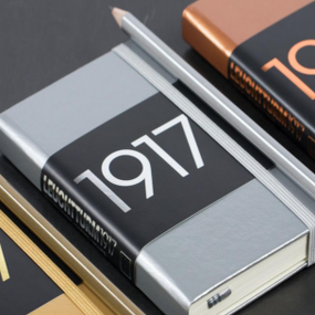 Leuchtturm 1917 Metallic Edition